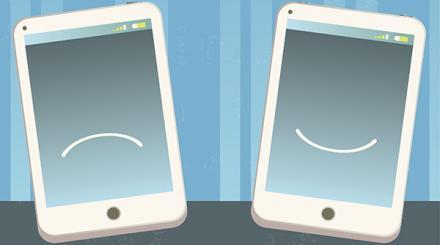 Smartphone bipolar