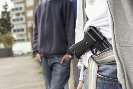 Gun Teens 35
