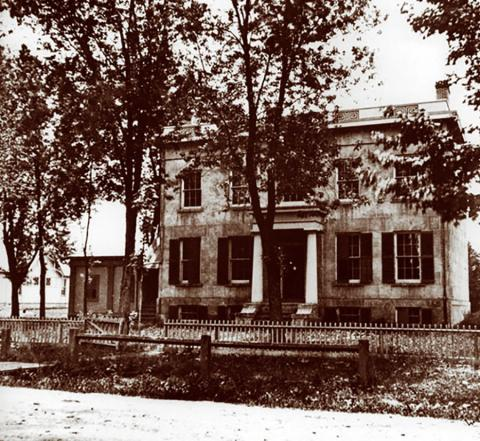 1869 Professor House