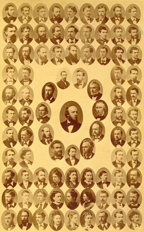 medical school class of 1874