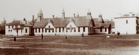 1876 Pavilion Hospital