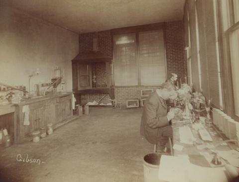 1887 hygiene laboratory