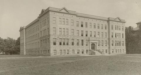1903 medical building now dana