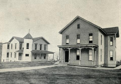 1908 maternity buildings