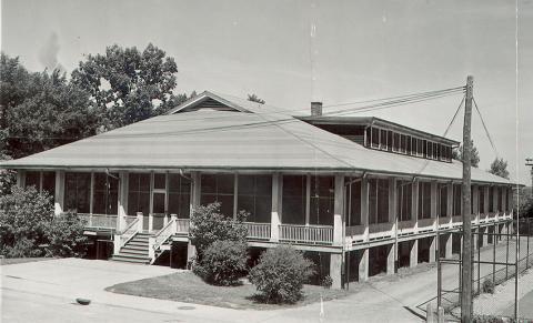 1914 contagious disease hospital