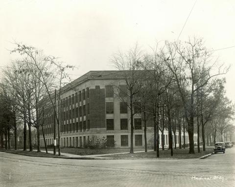 1925 east medical building