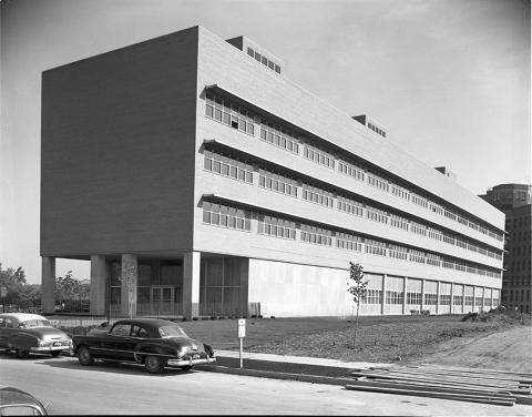 1954 kresge research institute