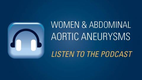 aneurysm podcast promo
