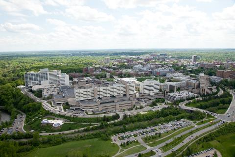 Michigan Medicine campus