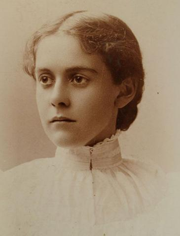 Alice Hamilton, M.D.