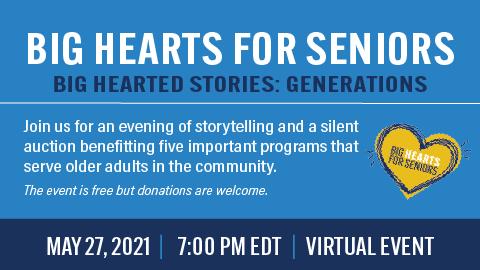 Big Heart for Seniors Graphic