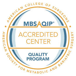 MBSAQIP Accredited Center: American College of Surgeons - American Society for Metabolic and Bariatric Surgery