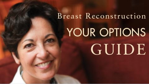 Your Breast Reconstructions Options Book