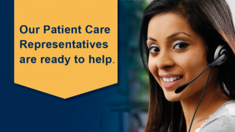 Call Centers for the Comprehensive Musculoskeletal Center