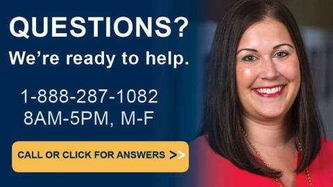 Questions? Call 1-888-287-1082 or click to go to Make an Appointment page