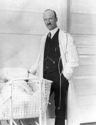 David Cowie, M.D.