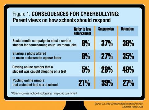 Häufigkeit von Cyberbullying