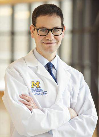 Neurosurgeon Daniel Orringer, MD