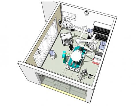 EC3 Trauma room