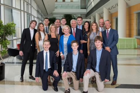 the Forbes family