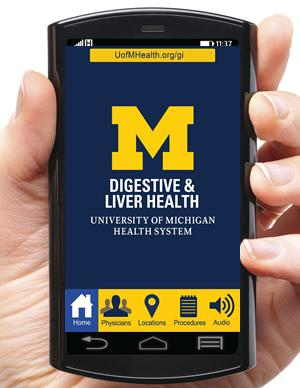 U-M GI Procedure Prep App