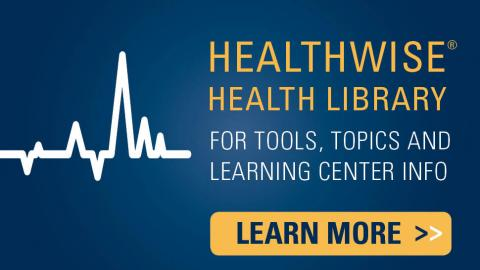 HealthWise Health Library