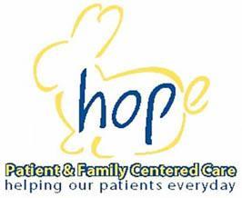 image of HOPE Award logo