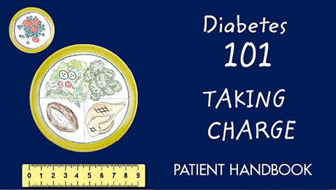Diabetes 101 Taking Charge Handbook