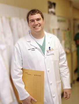 David Ashburn, M.D.