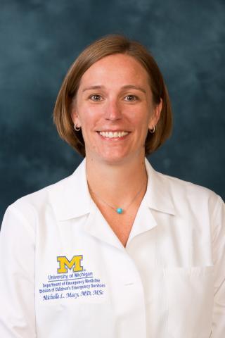 Michelle Macy, M.D.