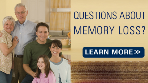 Causes of short term memory loss in 30s