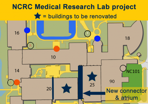 U M will expand medical discovery space through $78.5M project