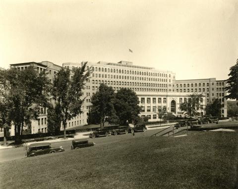 University Hospital 1925