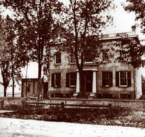 First hospital at U-M