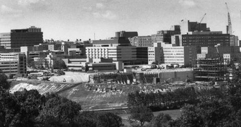 University Hospital construction