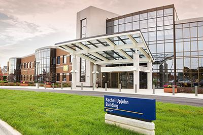 Rachel Upjohn Building