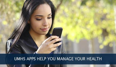 Smartphone apps to help your health