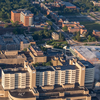 Aerial of University of Michigan Health System