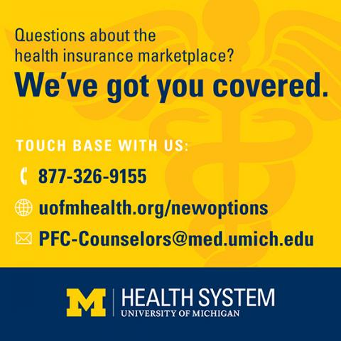 UMHS ACA new options