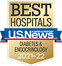 Michigan Medicine Diabetes & Endocrinology is a nationally ranked specialty by US News and World Report 2021-22