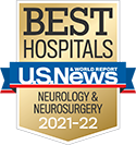 Michigan Medicine Neurology & Neurosurgery is a nationally ranked specialty by US News & World Report 2021-22.