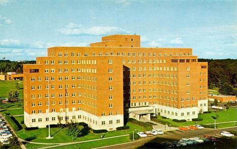 VA Ann Arbor 1953