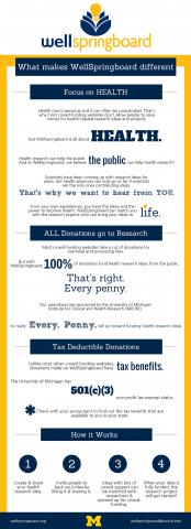 WellSpringboard infographic