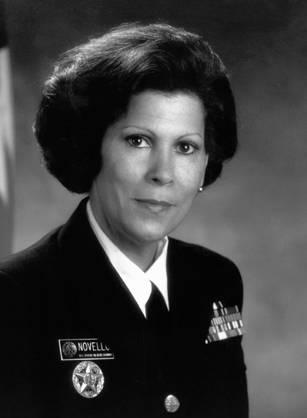 Antonia Novello, M.D.