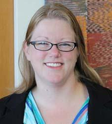 Lorraine R. Buis, Ph.D., assistant professor in the Department of Family Medicine at the U-M Medical School