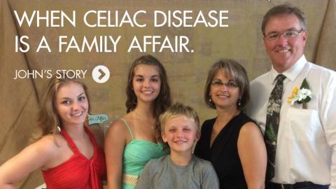 Celiac Disease Promo