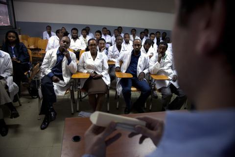 Ethiopia doctors