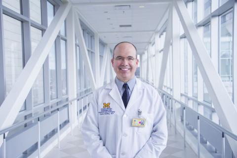 Andrew Rosenberg, M.D., named chief information officer for Michigan Medicine