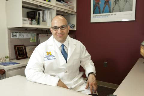 George Mashour, M.D., Ph.D.