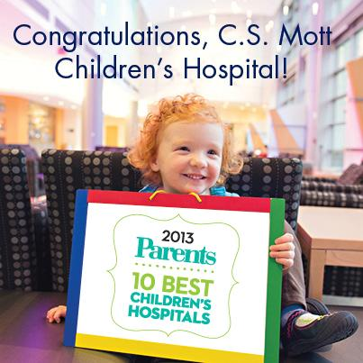 Parents top 10 best hospitals